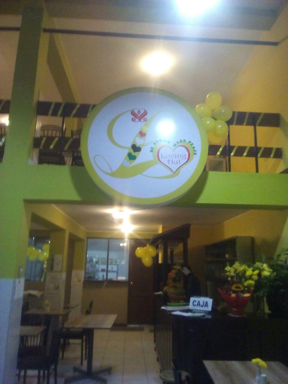 Loving Hut Peru Vegan Vegetarian Fast Food Restaurant